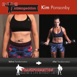 HQ ARMageddon 1000 Kim Ponsonby