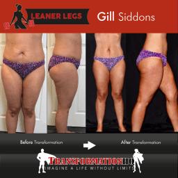 HQ Leaner Legs 1000 Gill Siddons