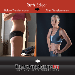 Transformation HQ Before & After 1000 Ruth Edgar