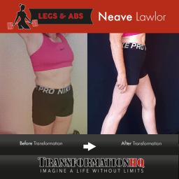 HQ Leaner Legs 12x12 Neave Lawlor