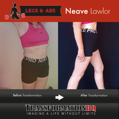 HQ Leaner Legs 12x12 Neave Lawlor