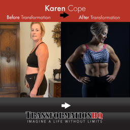 Transformation HQ Before & After 12x12 Karen Cope