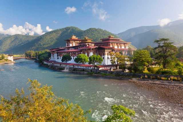 Golden Mahseer Fly Fishing in Bhutan