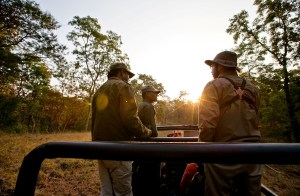 Jeep Safari Satpura National Park