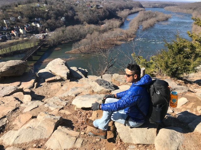 Maryland Heights Hike with Aikta Suri