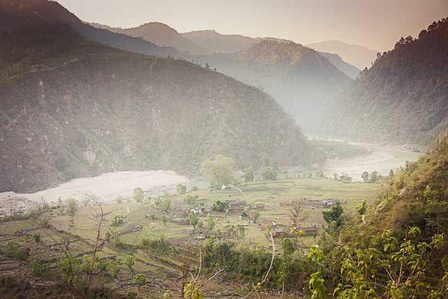 Mahseer Fishing in Nepal