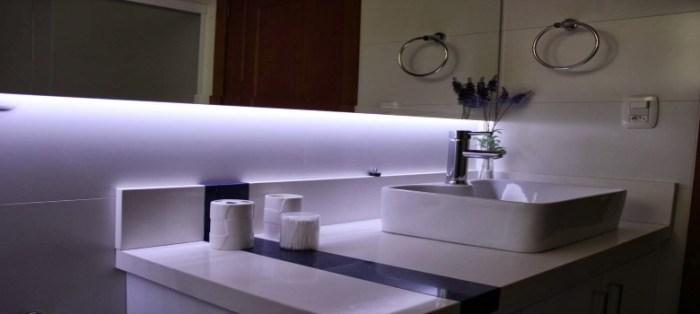 Decoração Com Iluminação de LED