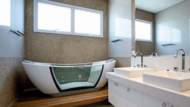 banheira Decoração para Banheiro