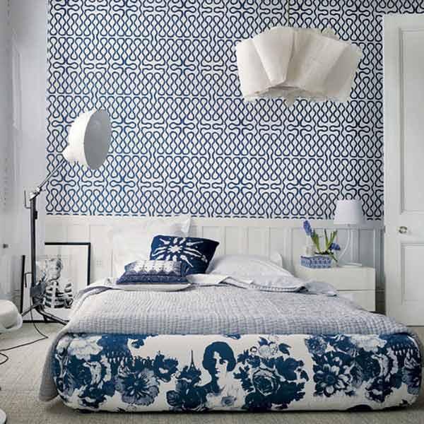parede decorativa Cores para Quarto de Casal