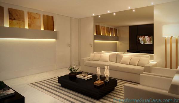 Apartamento de luxo – Como decorar 1 dicas de decoração como decorar como organizar