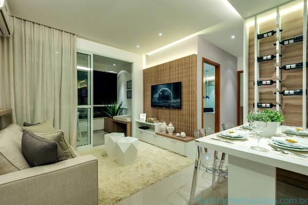 Apartamento grande – Como decorar 4 dicas de decoração como decorar como organizar