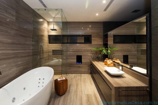 Banheiro de luxo – Como decorar 8 dicas de decoração como decorar como organizar