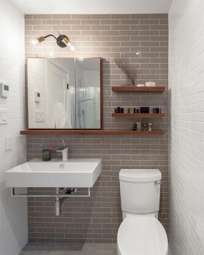 Banheiros pequenos – Dicas de decoração, fotos (1) dicas de decoração fotos