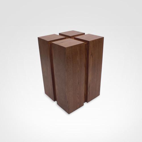 Base de madeira para mesa de jantar – Maciça, rústica (7) dicas de decoração fotos