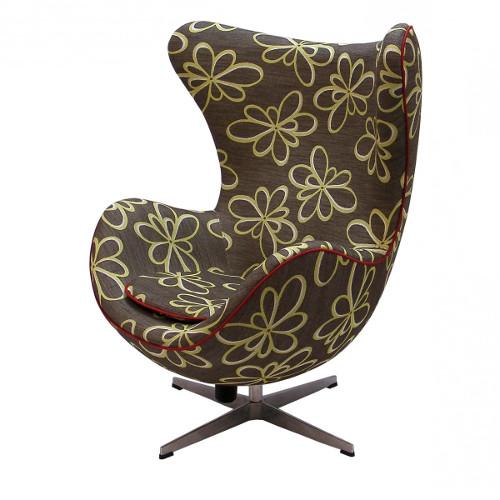 Cadeiras giratórias para sala de estar (3) dicas de decoração fotos