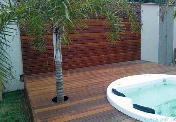 Deck de madeira – Como fazer 11 dicas de decoração como decorar como organizar