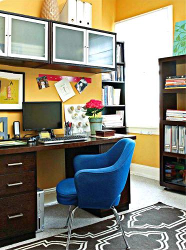 Escritório profissional – Como decorar, dicas, fotos (11) dicas de decoração fotos