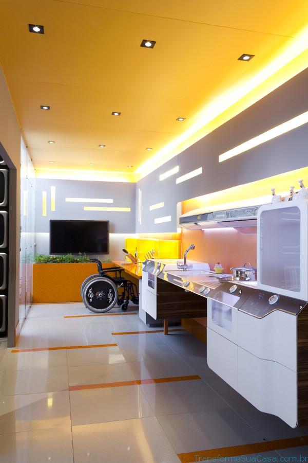 Iluminação de LED – Como fazer 6 dicas de decoração como decorar como organizar