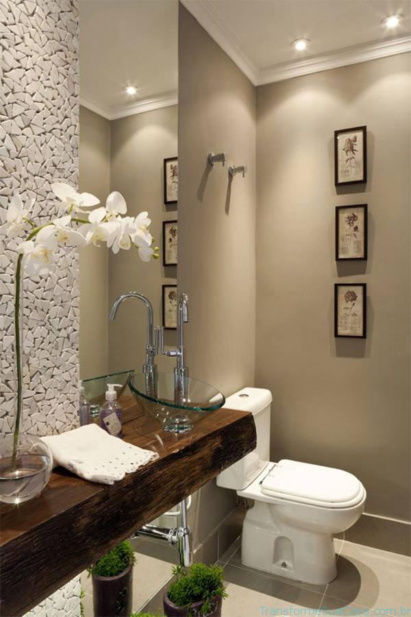 Lavabos de luxo – Como decorar (1) dicas de decoração como decorar como organizar