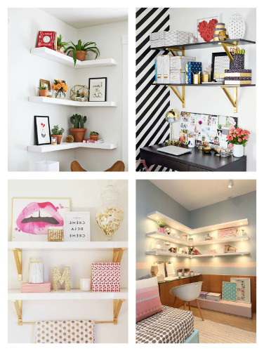 Organização de apartamento grande – Dicas, fotos, como fazer (10) dicas de decoração fotos