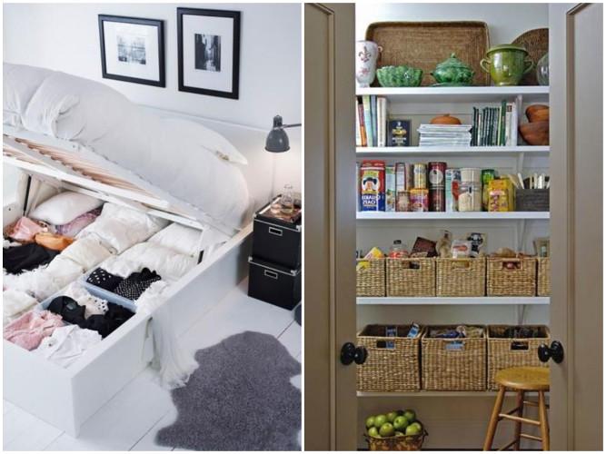 Organização de apartamento grande – Dicas, fotos, como fazer (5) dicas de decoração fotos