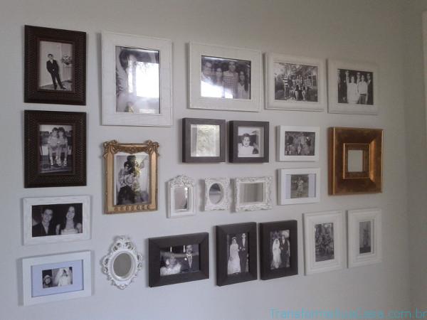 Porta-retratos na decoração – Como usar 5 dicas de decoração como decorar como organizar