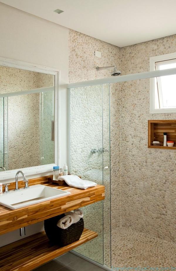 Revestimento para banheiro – Como escolher 10 dicas de decoração como decorar como organizar