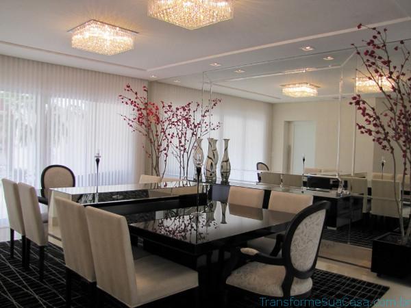 Salas de luxo – Dicas de Decoração (7) dicas de decoração como decorar como organizar