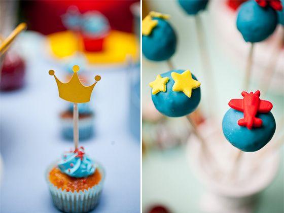 Festa Pequeno Príncipe: doces