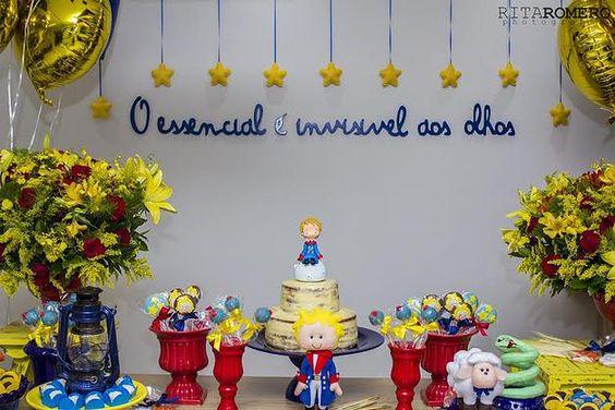 Festa Pequeno Príncipe: itens indispensáveis na sua decoração