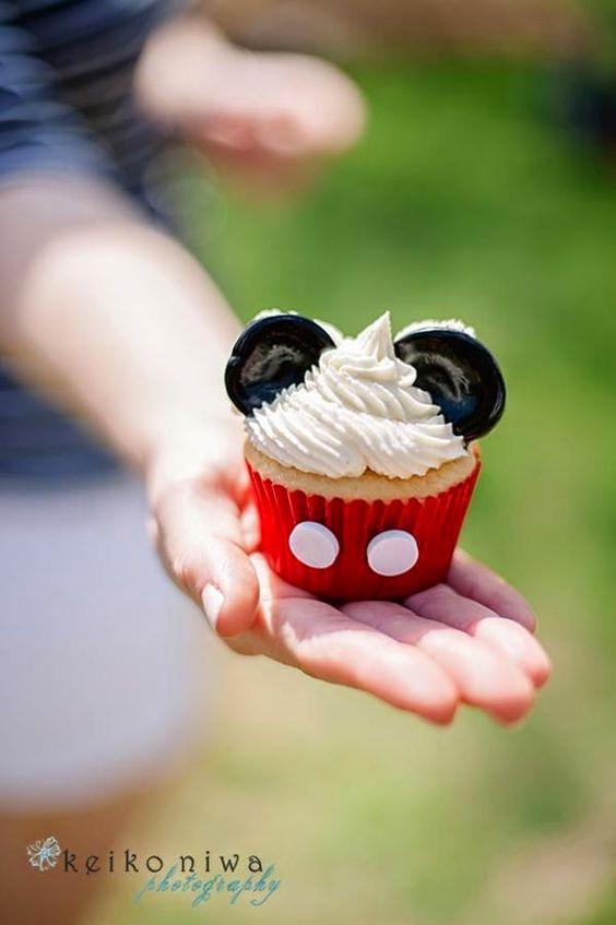 docinhos para festa do Mickey