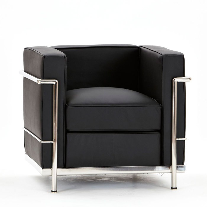 Le Corbusier Poltrona Grand Confort