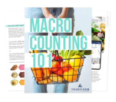 Macro Counting 101 with Chris and Heidi Powell