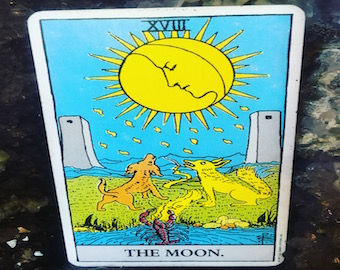 The Moon Pays a Visit on the Libra New Moon