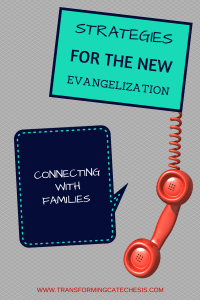 Strategies for the New Evangelization