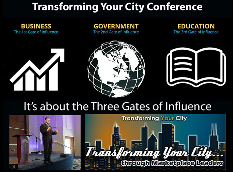 Transforming Your City Conference