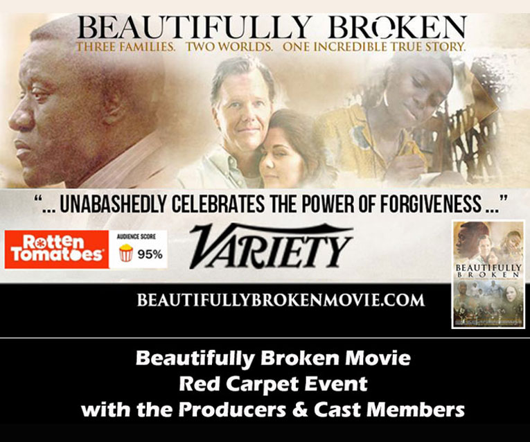 Beautifully Broken Red-Carpet Movie Event