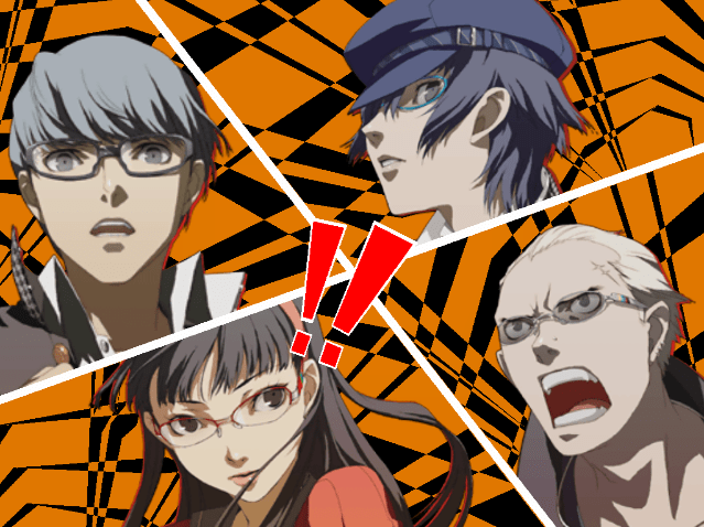Persona 4 (Review + Gender and Sexuality) (2/4)