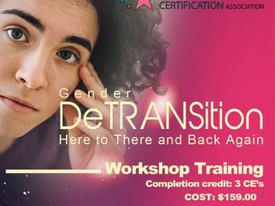 Gender DeTRANSition: Workshop
