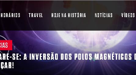 Inversão dos polos magnéticos da Terra – Transição Planetária – As ... e30c04eaa0734