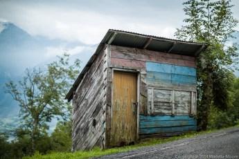 Strange Hut, Indovero, Italy