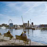 Port Vell and the Leica M7