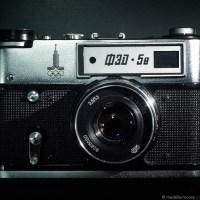 FED 5b: Vintage Soviet Rangefinder