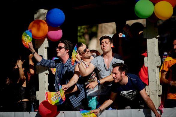 Pride Barcelona 2016 - Float
