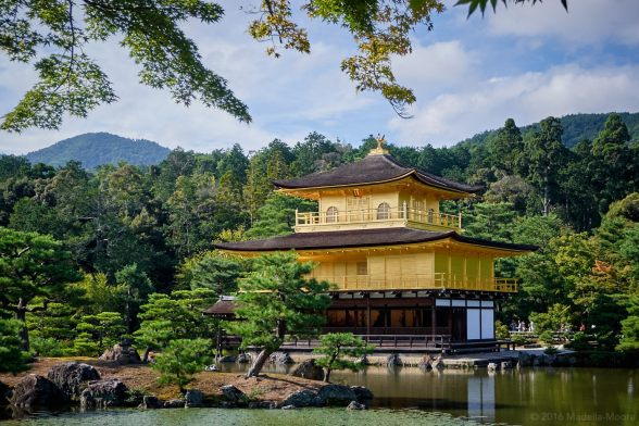Golden Temple, Kyoto