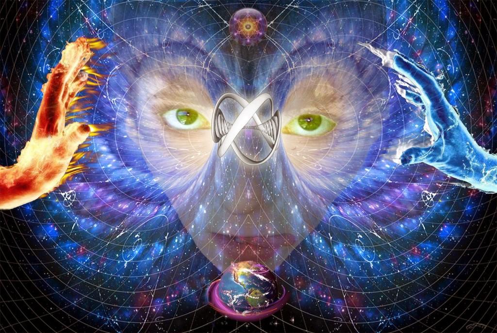 Bewusstsein beeinflusst die Materie 1