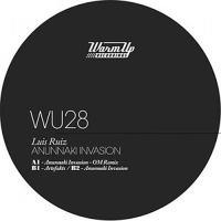 """LUIS RUIZ """"ANUNNAKI INVASION EP"""""""