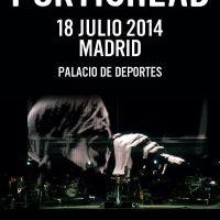 PORTISHEAD ACTÚA POR PRIMERA VEZ EN MADRID EL 18 JULIO