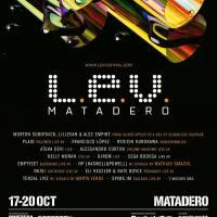 L.EV. FESTIVAL EN MATADERO MADRID