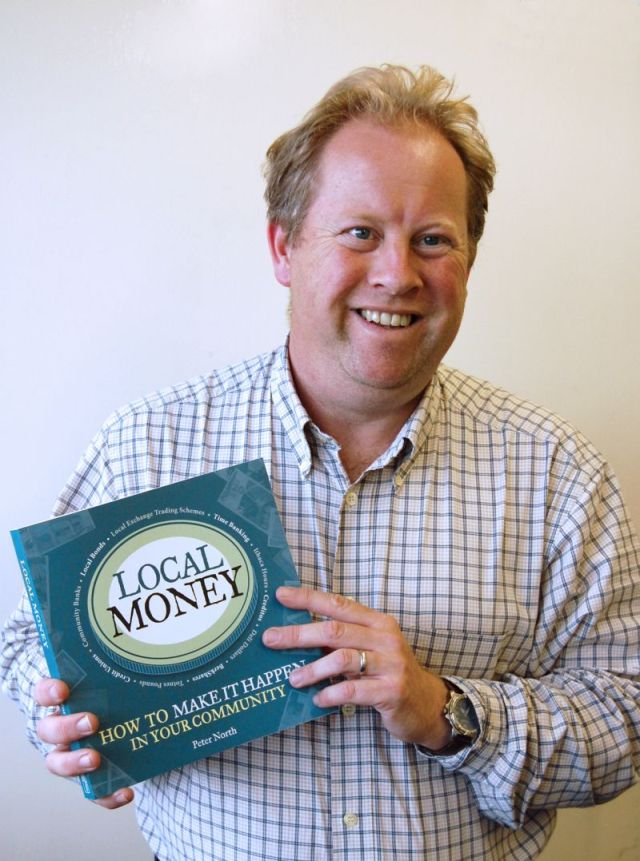 Pete With Local Money